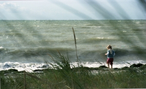 Copy of Child at shore, colour, lowres