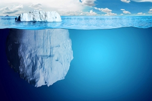 Iceberg - Ri han - Shutterstock