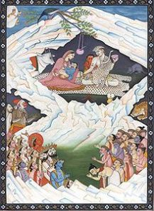 Hindukailash, image from wikipedia.