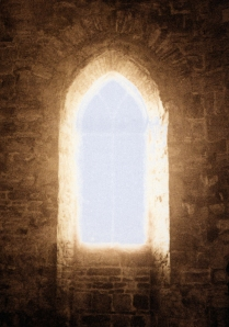 White Window, St Cathrine's Chapel - more lowres