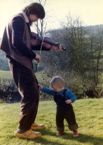 Yeshen, dad, violine 2