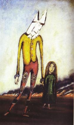 Pilgrim Fool by Celcil Collins