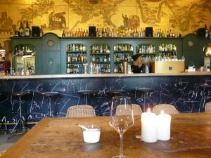 bar at 'House der Kunst.'