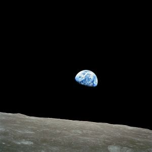 Earthrise, Dec 1968