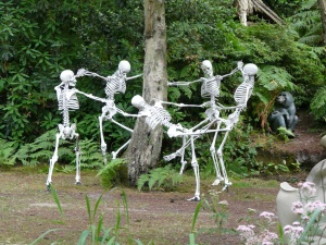 sculpture park near Churt in Surrey